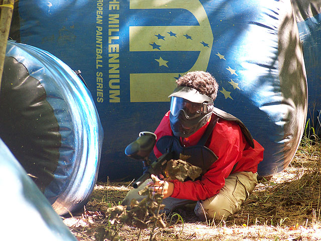Paintball Salerno Campobase